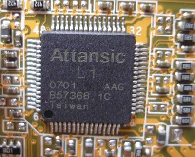 Attansic l1 gigabit ethernet driver windows 7