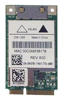 Dell Wireless Dual Band Wlan Mini Card Driver Download